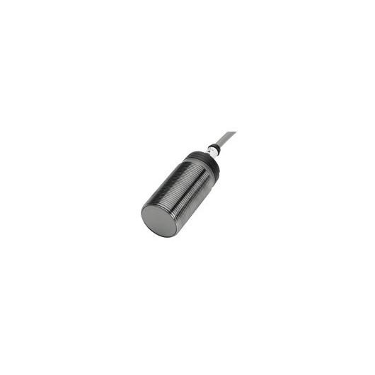 Detector inductivo M30, enrasado, distancia de detección 15mm, PNP NO, con cable 2m, ICB30LF15PO