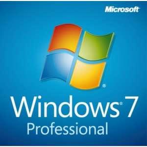 Licencia Windows 7 Pro