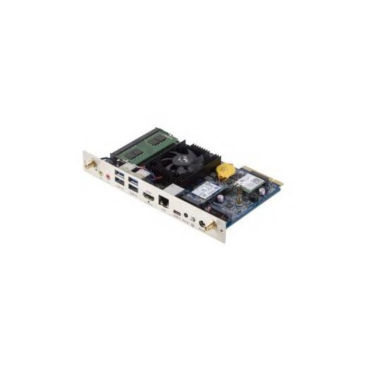 MINI-PC (with FAN), SDM-PCs for Displays, SDM-L4415-W10P-120/4