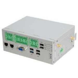 INDUSTRIAL PC, Automation-PC DIN-RailAS20-W10IE-120/4