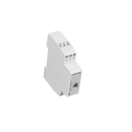 Temporizador de carril DIN de retardo a la desconexión por alimentación, rango de 1 a 600s, DBB51CM2410