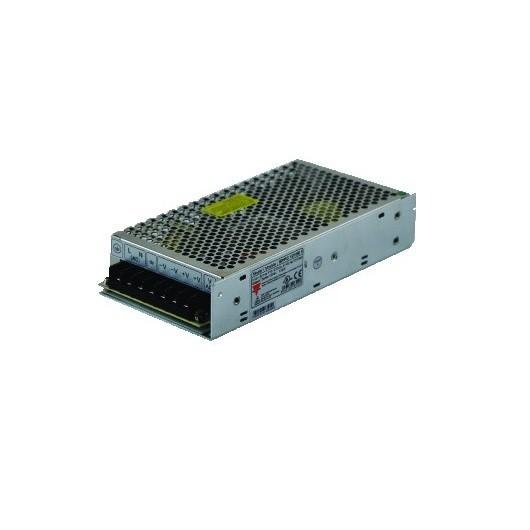 Fuente alimentación en formato compacto, caja metálica, 24 VDC,150W, 6´5A, SPPC241501, Carlo Gavazzi
