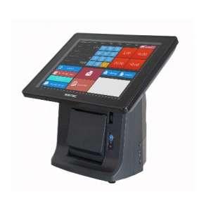 "Caja registradora con impresora, WINDOWS(POSSystems), WINTEC 10"", incl. 80mm printer, AP110-W7P-60/2"