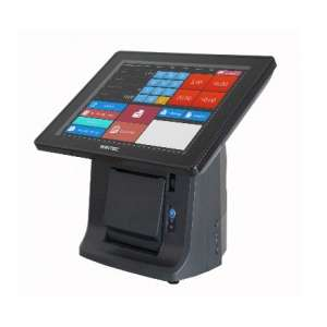 "Caja registradora con impresora, WINDOWS(POSSystems), WINTEC 12"", incl. 80mm printer, AP112-W7P-60/2"