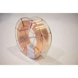 Bobina de hilo de hierro Ø0,8mm para soldadura ER70S-6 bobina de 15kg