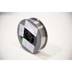 Bobina de acero inoxidable para soldadura MIG 316LSI Ø0,8mm, bobina de 5Kg
