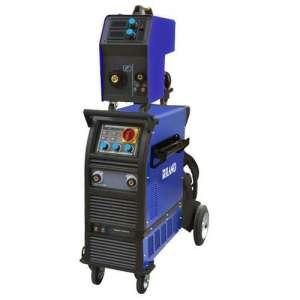 Máquina MIG500 refrigerada por agua, Equipo semiautomático de 500 A refrigerado por agua