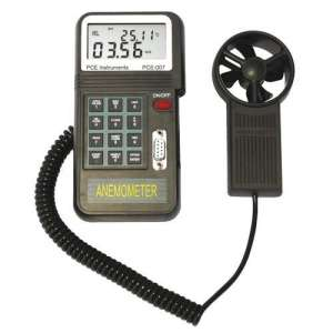 Caudalímetro PCE-007