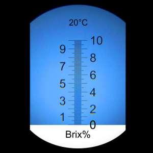 Refractómetro PCE-010