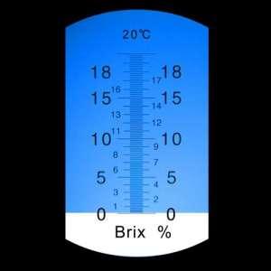Refractómetro PCE-018