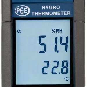 Termohigrómetro PCE-330
