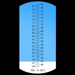 Refractómetro PCE-4582