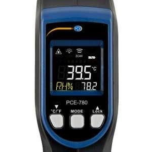 Termómetro infrarrojo PCE-780