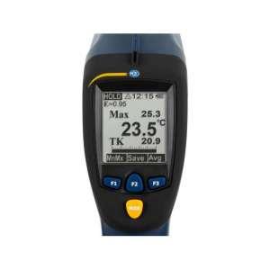 Termómetro infrarrojo PCE-893