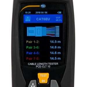 Detector de cables PCE-CLT 10