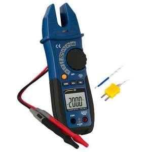 Pinza amperimétrica PCE-CM 3