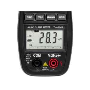 Pinza amperimétrica PCE-DC 20