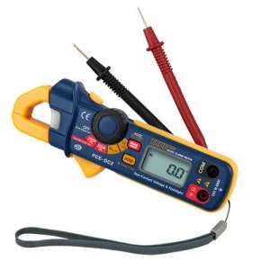 Amperímetro PCE-DC2