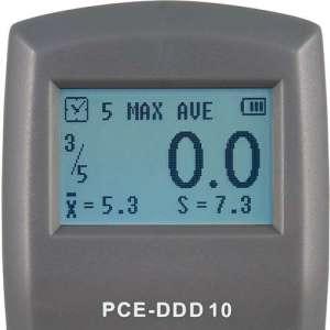 Durómetro PCE-DDD 10