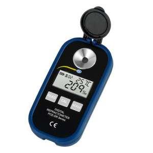 Refractómetro digital PCE-DRS 1