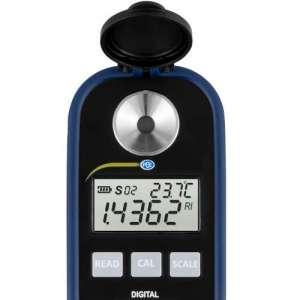 Refractómetro digital PCE-DRW 1 para cerveza
