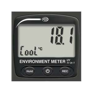 Medidor climatológico PCE-EM 890