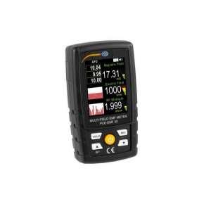 Medidor de radiación electromagnética PCE-EMF 40
