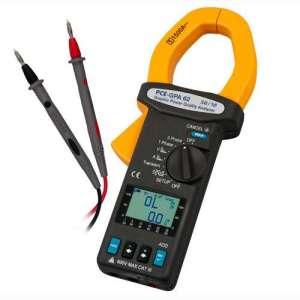 Medidor de potencia PCE-GPA 62