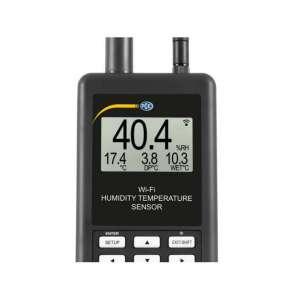 Termohigrómetro PCE-HT 120