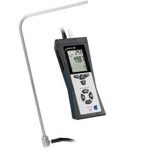 Medidor de climatización PCE-HVAC 2
