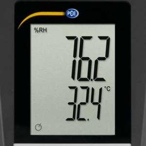 Medidor de climatización HVAC PCE-HVAC 3