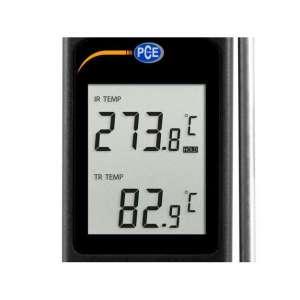Termómetro infrarrojo PCE-IR 80