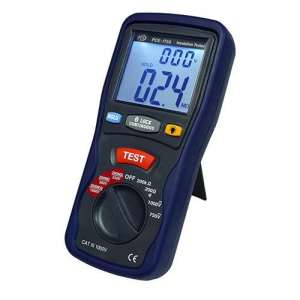 Medidor de aislamiento PCE-IT55