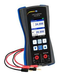 Calibrador de procesos PCE-LOC 20