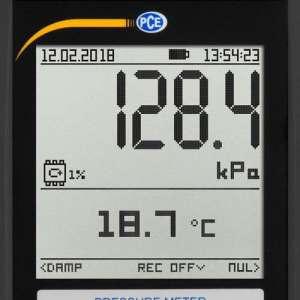 Manómetro PCE-PDA 100L