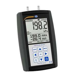 Manómetro PCE-PDA 1L