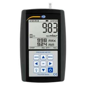 Manómetro PCE-PDA A100L