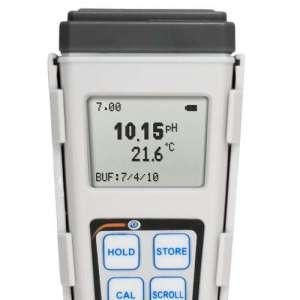 Medidor de pH PCE-PH 25