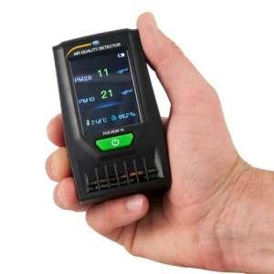 Medidor de calidad de aire PCE-RCM 10