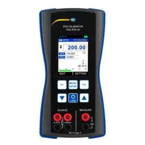 Simulador RTD PCE-RTD 20