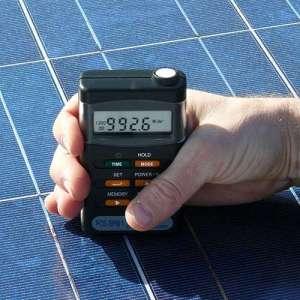 Medidor fotovoltaico PCE-SPM 1