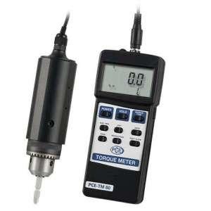 Torquímetro PCE-TM 80