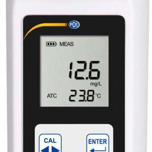 Medidor de oxígeno PCE-WO2 10
