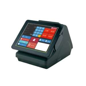 "Caja registradora con impresora, WINDOWS(POSSystems), WINTEC 10"", 80mm printer, AP210-W7P-60/2"