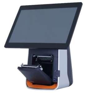 "Caja registradora con impresora, WINDOWS(POSSystems), CITAQ 15.6"", 80mm printerT80-64/2"